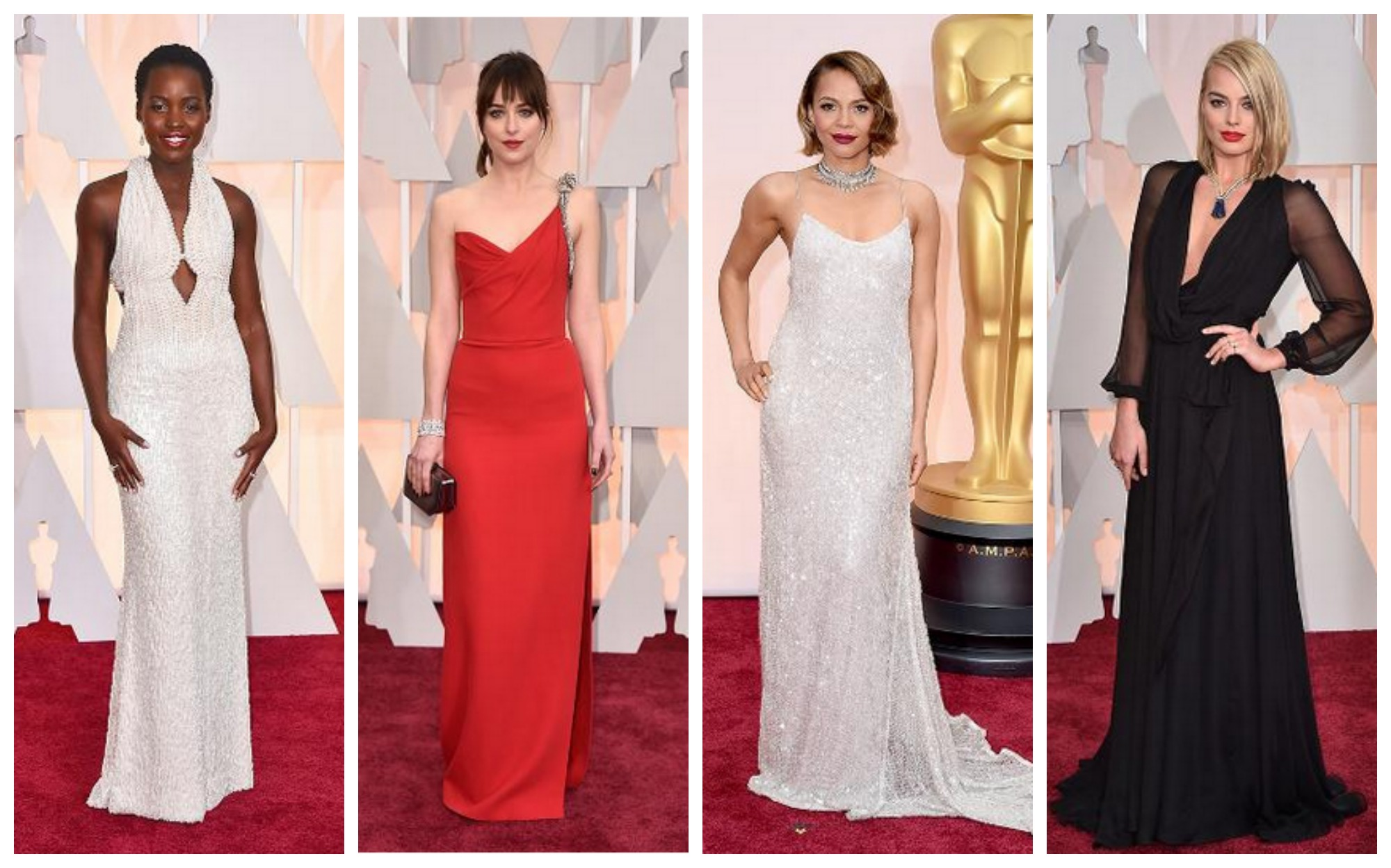 Oscars 2015 Best Dressed