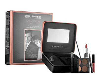 Fifty Shades of Grey Makeup Forever Collection