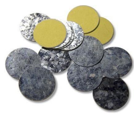 Z Palette Large Circle Magnets