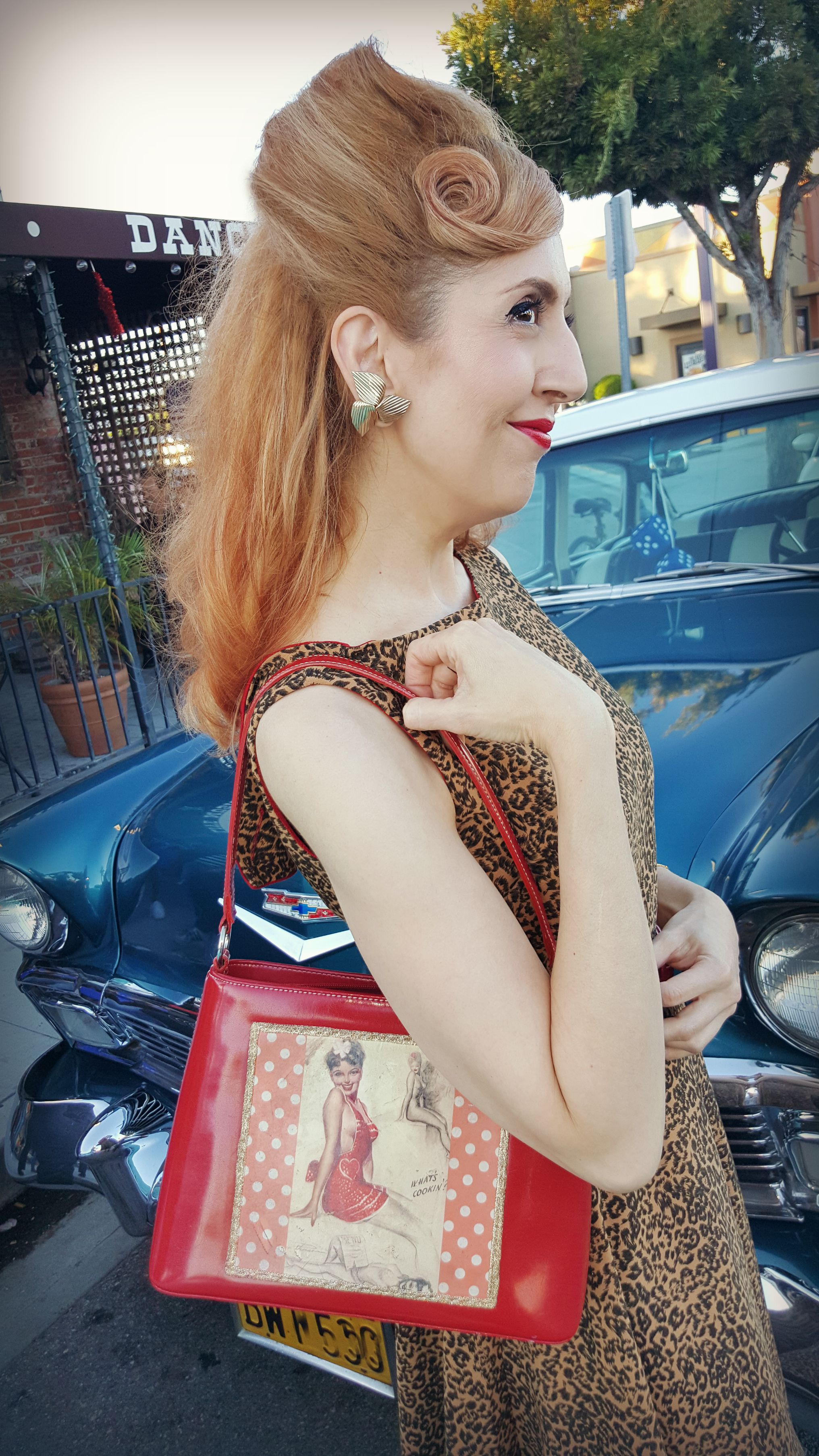 OOTD Retro Rockabilly Look