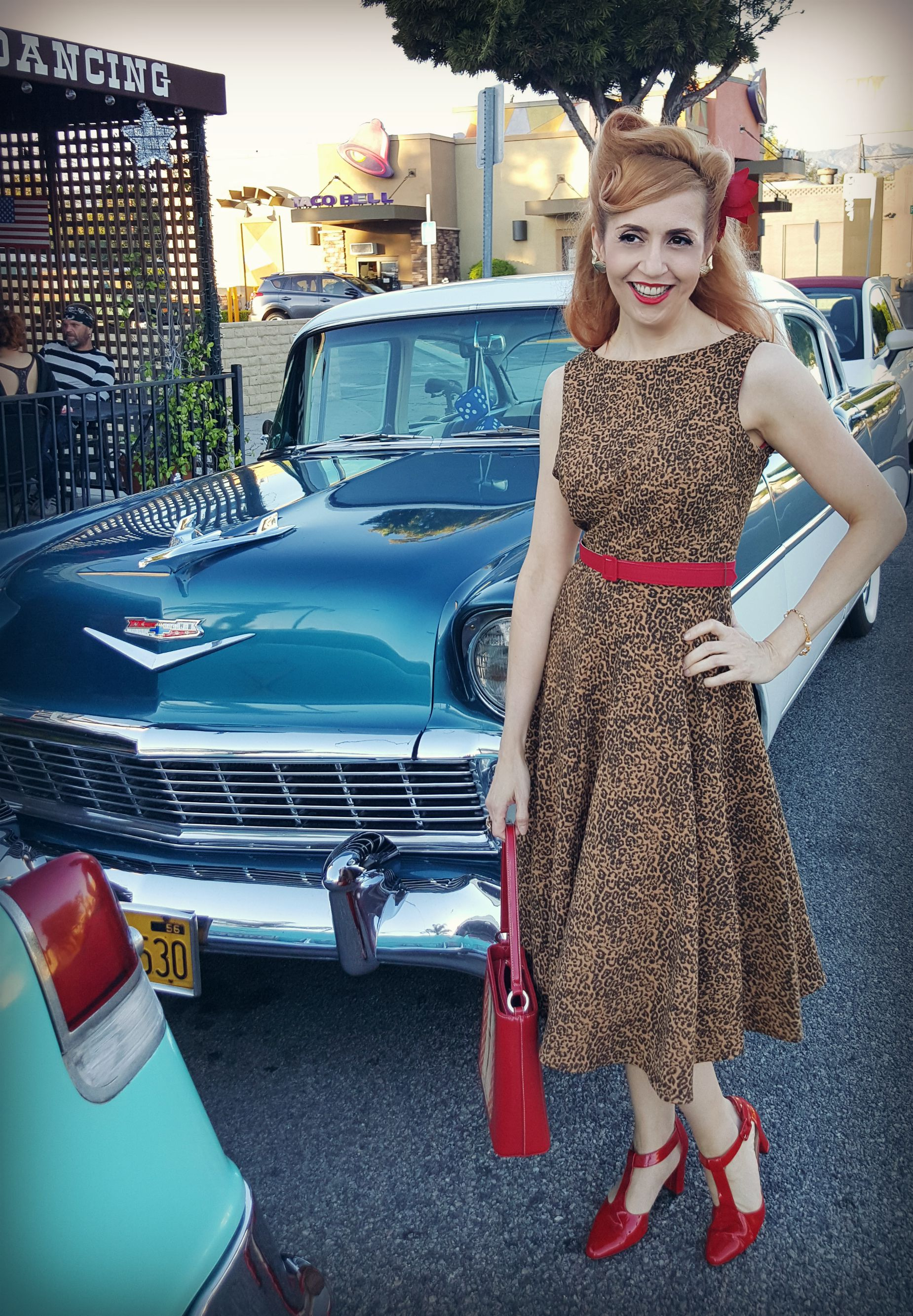 Rockabilly Style Dress