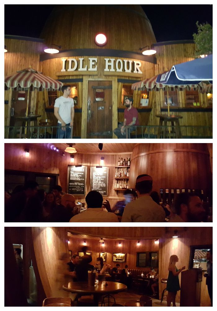 Idle Hour Bar Stiletto City Sept 2015