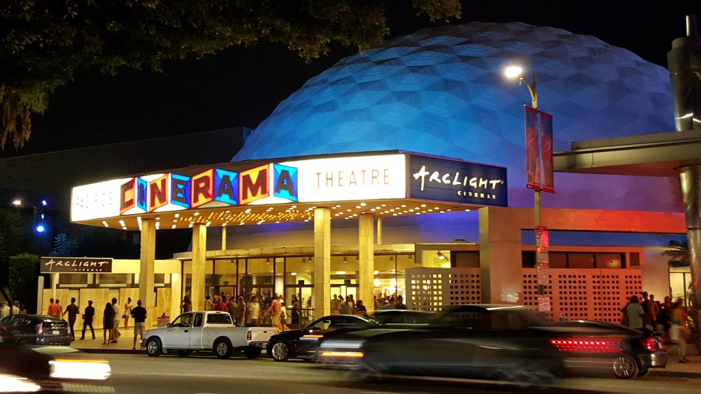 Arclight Cinerama Dome Theatre