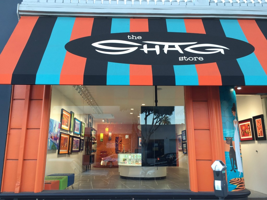 SHAG Store Los Angeles