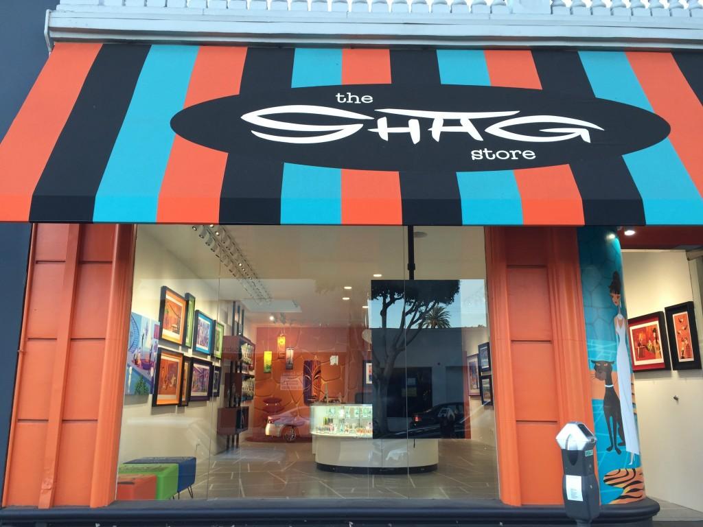 SHAG Store Los Angeles