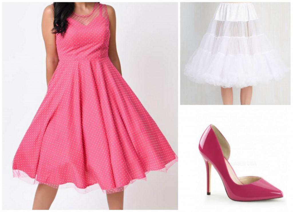swing dress style