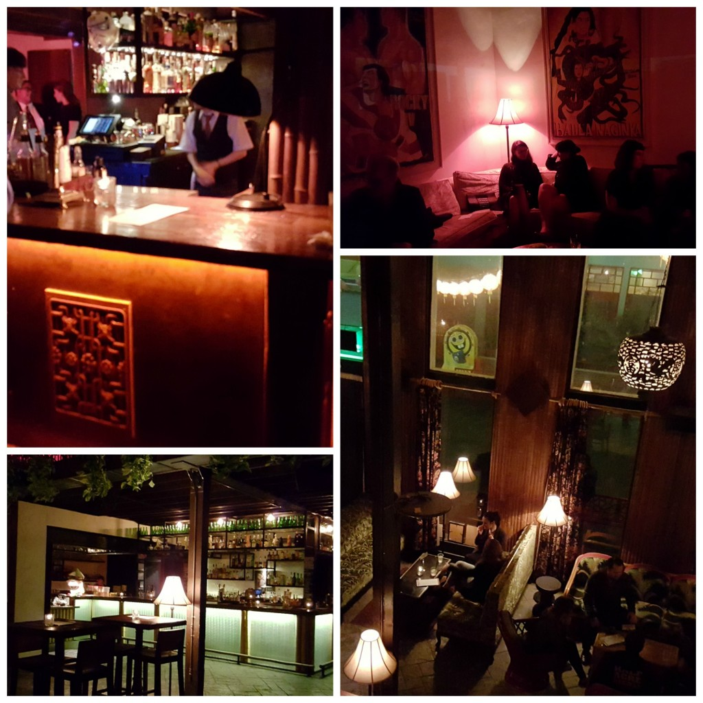 General Lee Bar