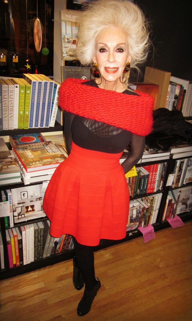 Colleen Heidermann, Advanced Style