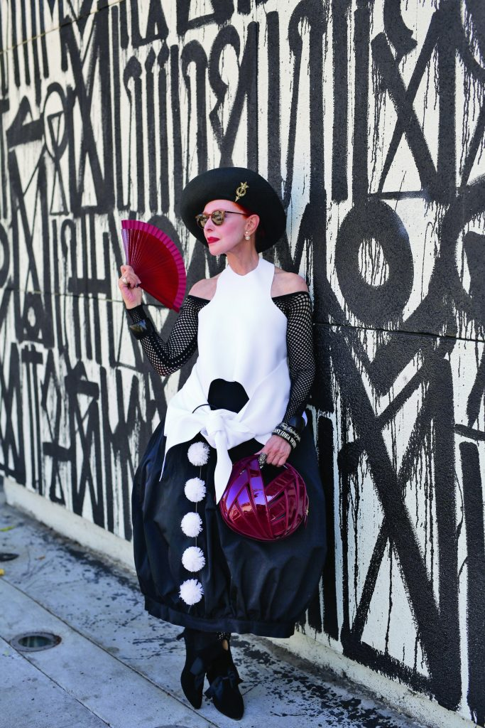 Valerie Von Sobel, Advanced Style