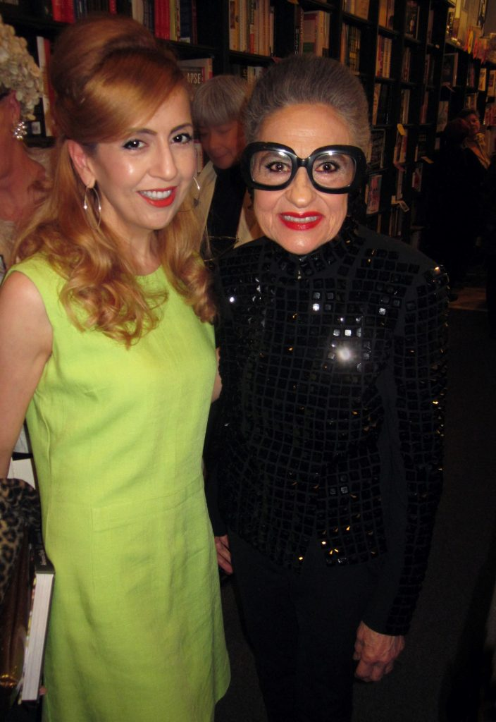 With Joy Venturini Bianchi, Advanced Style