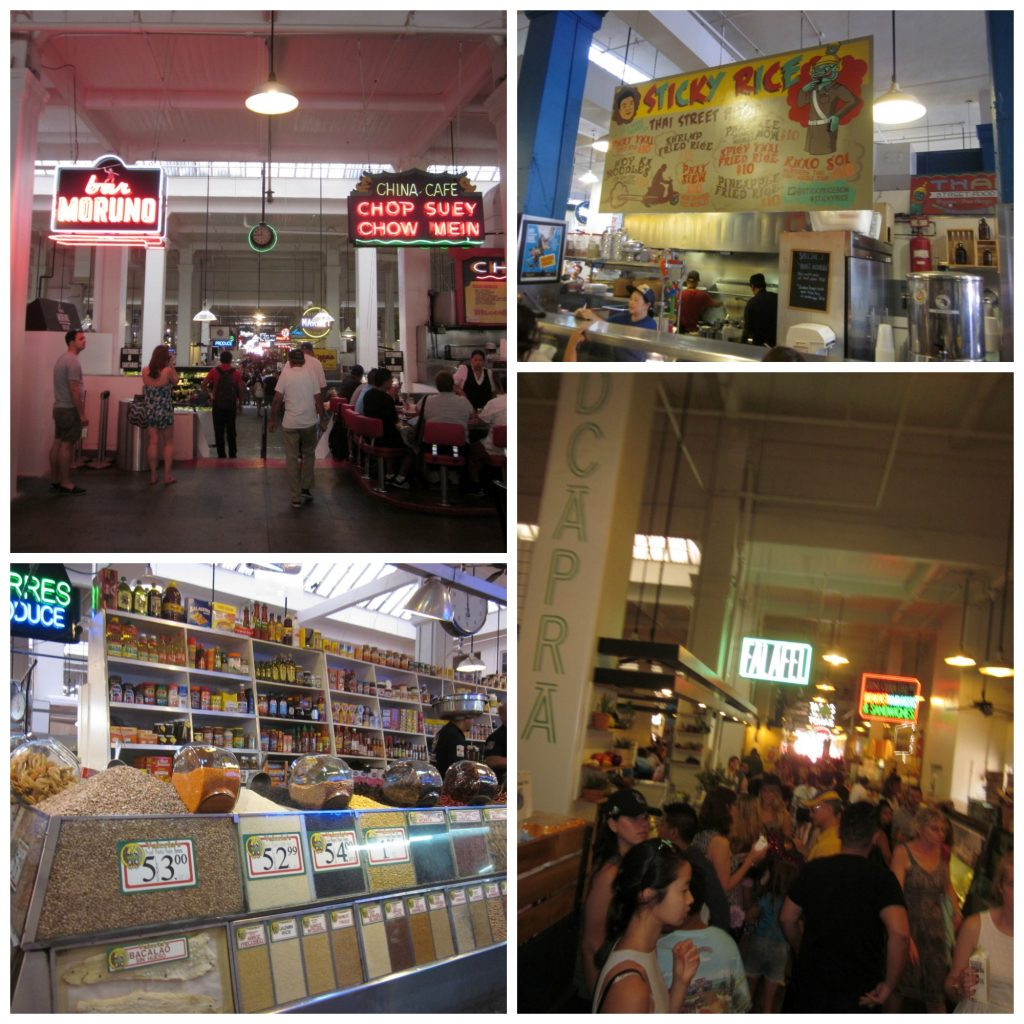 Downtown LA Grand Central Market
