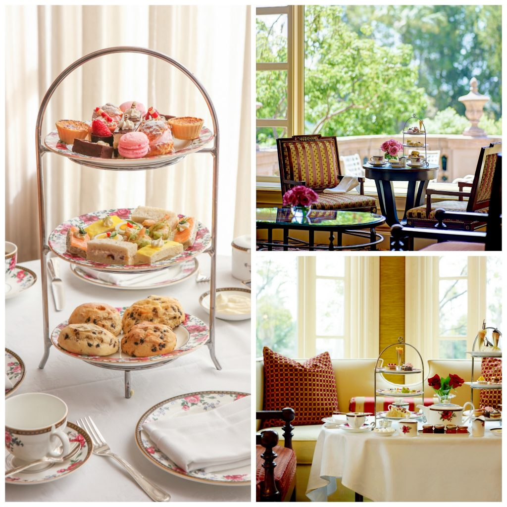Langham Huntington Pasadena Afternoon Tea