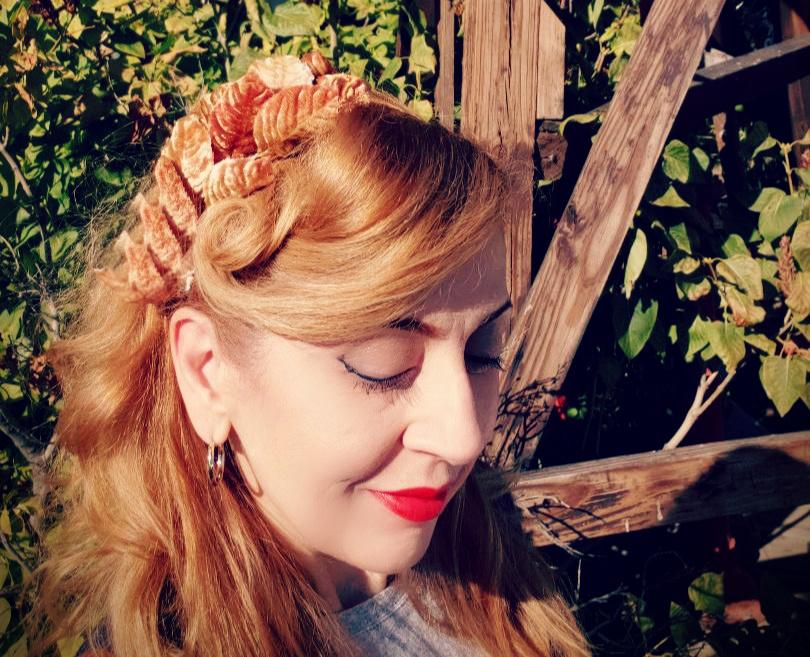 Fall Fashion Leaf Headband