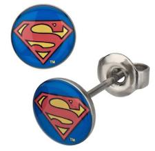 supermanEarrings