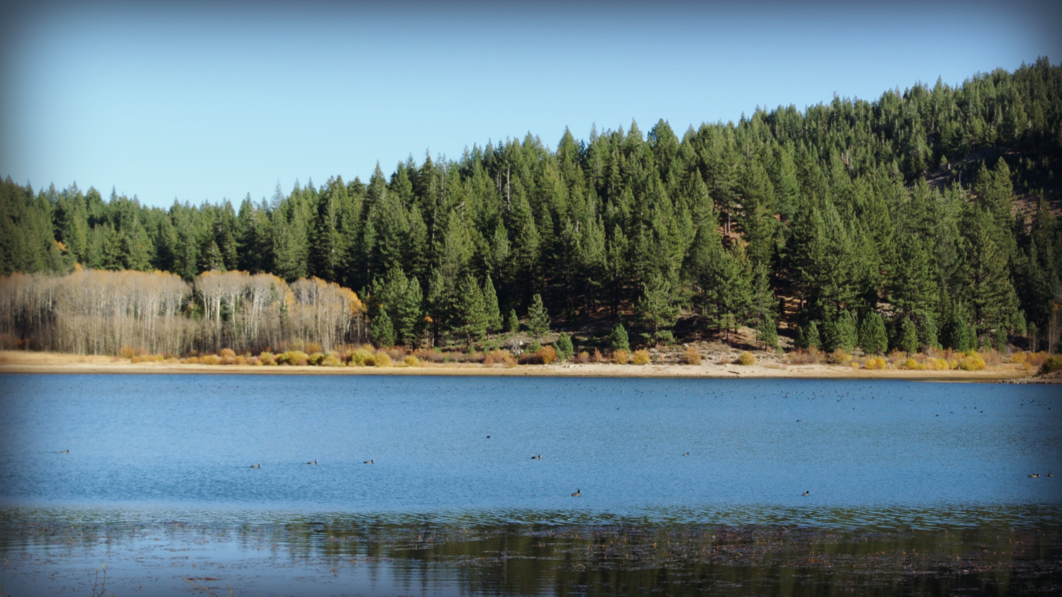 Spooner Lake Tahoe