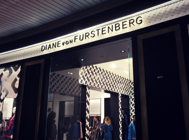 Diane Von Furstenberg, Santa Monica