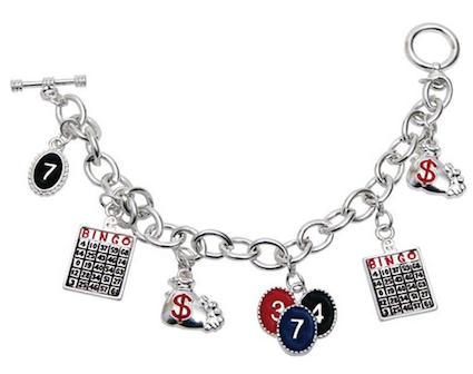 Bingo Charm Bracelet