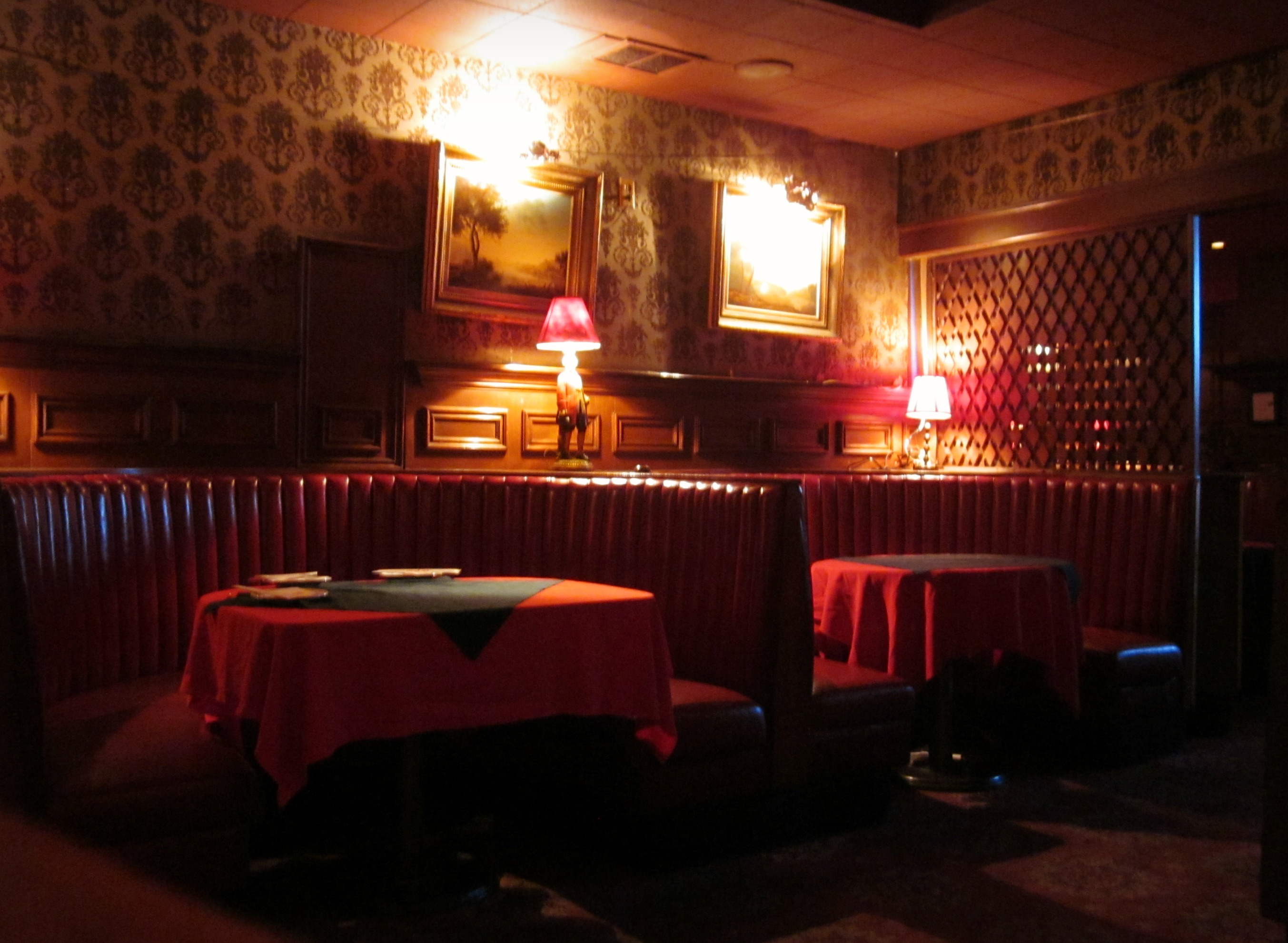 The Prince Bar and Restaurant Los Angeles