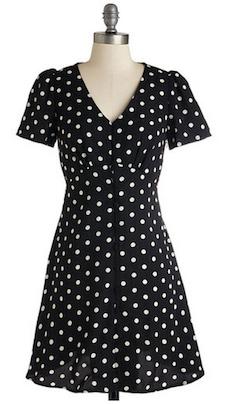 Modcloth Royal Park Rollick Dress
