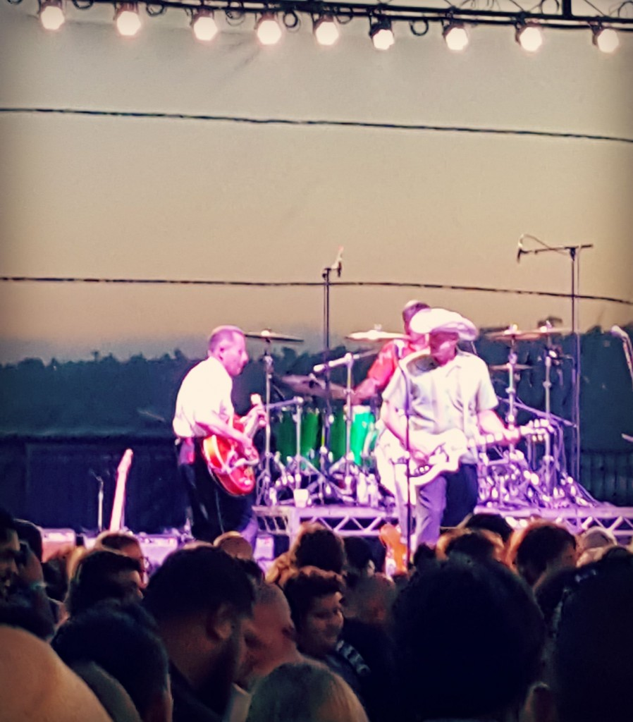 Reverend Horton Heat and Deke Dickerson at Horton's Hayride 2015