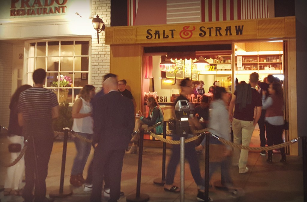 salt and straw Los Angeles