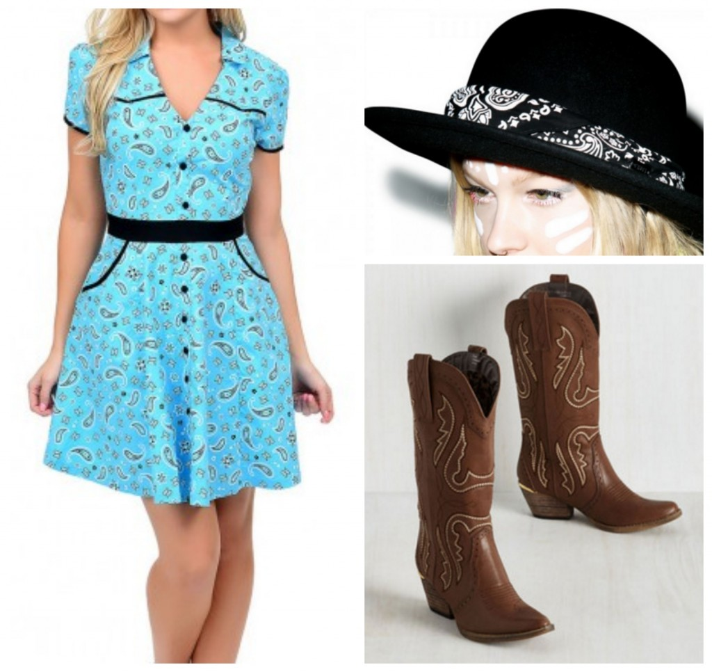 Country Western Style