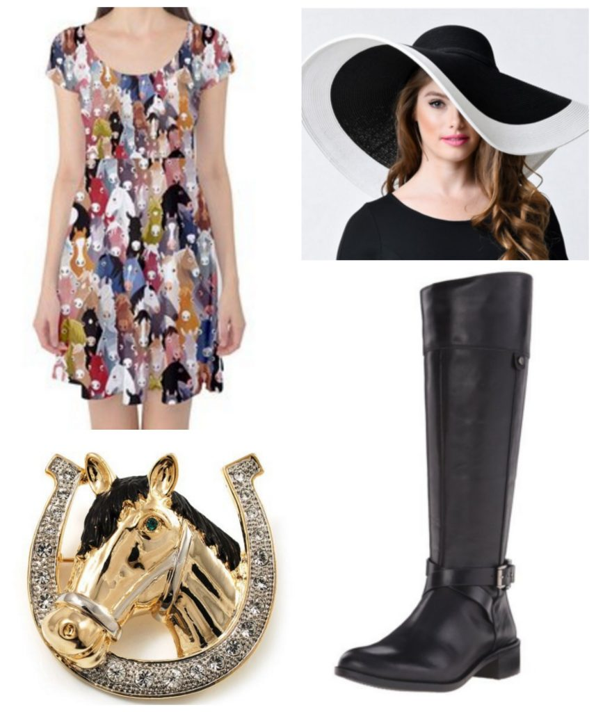 Derby Day Look