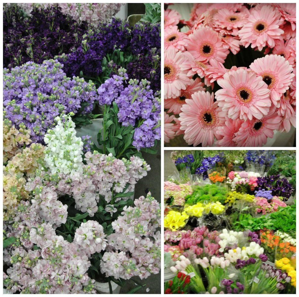 LA Flower Mart Flowers