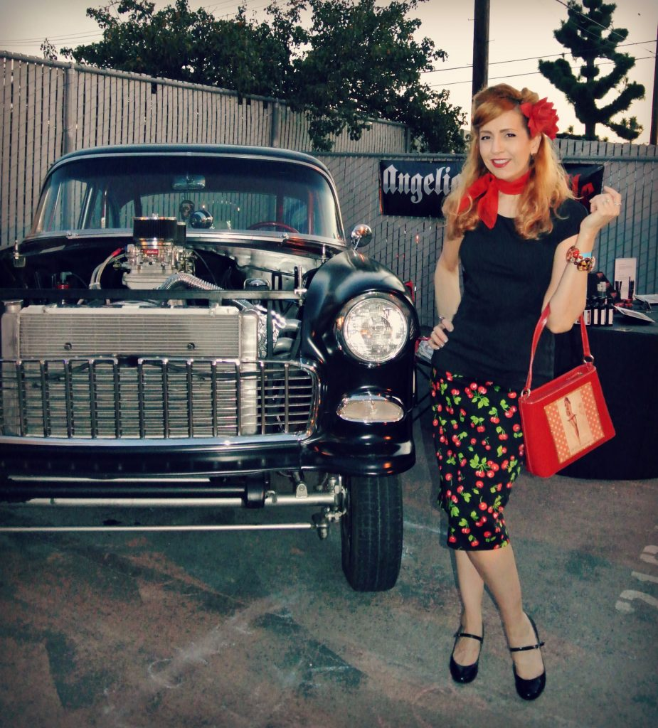 Pinup Style Look