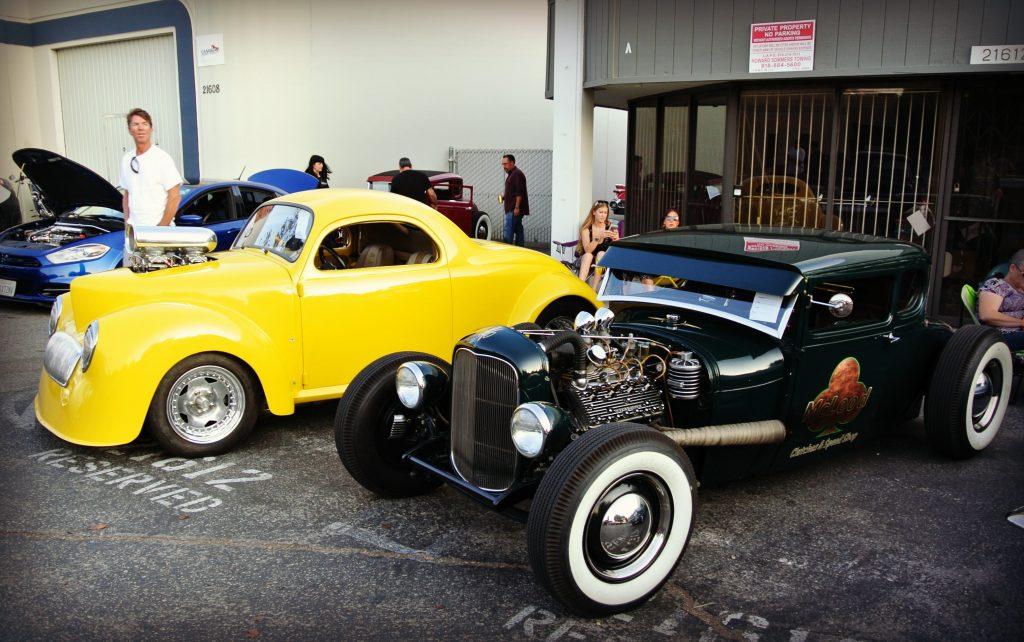Hot Rod Classic Car Show