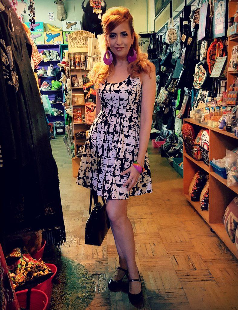 Shopping OOTD