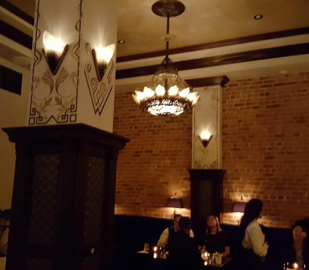 The Edmon Bar and Restaurant