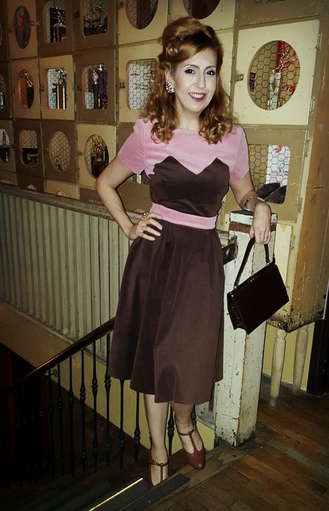 Retro Outfit OOTD