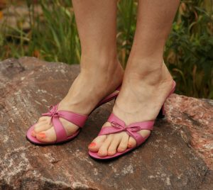 Pink Sandal Shoes