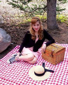 CottegeCore Blogger Picnic