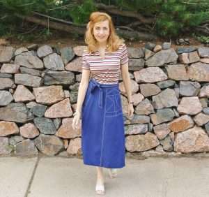 1970s vintage outfit